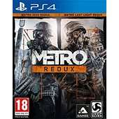 Metro Redux and Lego Marvel only £35 at Tesco Direct! PS4
