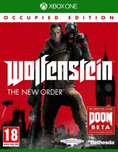 Wolfenstein The New Order Occupied Edition £16.97 plus £2 P&P XboxOne @ Gamestop