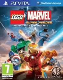 Lego Marvel Super Heroes (3DS/Vita) £8.52 Delivered @ Game