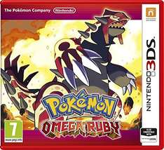 Pokemon Omega Ruby & Alpha Sapphire - Nintendo 3DS £27 delivered at @ Amazon