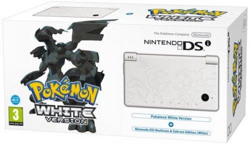 Nintendo DSi White Bundle (Includes Pokemon White) £49.99 @ Zavvi