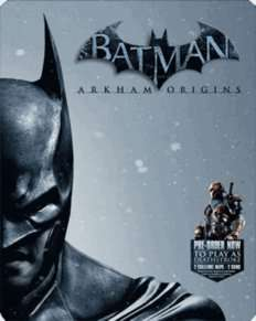 Batman: Arkham Origins Heroes and Villains Edition - Only at GAME (PS3/X360) £9.99 Delivered @ Game (SteelPack/Standard)