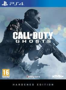 Call of Duty: Ghosts Hardened Edition PS4 (Inc Season Pass) £19.98 - Zavvi (NEW Customers use 'WELCOME' for discount for more off)