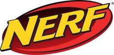 Up to 50% of all Nerf at the entertainer (Some Elite blasters for £10)