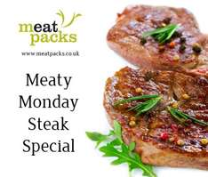 Forget Black Friday and Cyber Monday - Meaty Monday is where its at.... £52.95 @ Meatpacks