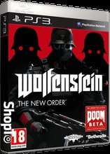 Wolfenstein: The New Order (PS3/X360) £16.85 Delivered @ Shopto & Amazon (Includes Doom Beta Access)