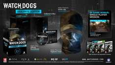 Watch Dogs Vigilante Edition £23 for PS4/XBOX ONE @ Game - Ends 1pm