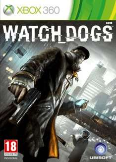 Watch Dogs (PS3/X360) £16.76 Delivered @ Game