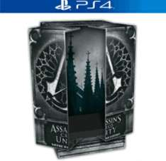Assassins Creed Unity Notre Dame Edition for Ps4/Xbox one/pc for £49.99 at Game