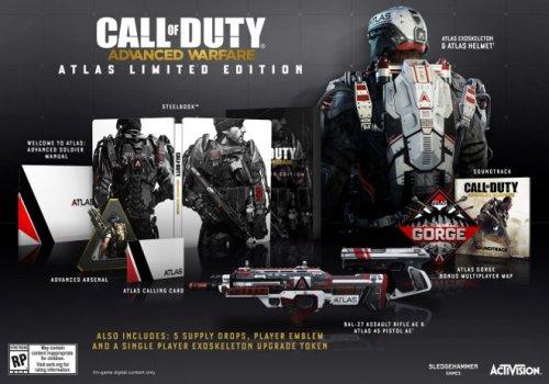 Call of Duty: Advanced Warfare LE £39.99 @ Game.co.uk