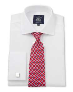 4 Shirts from Saviel Row Co for £70.20 delivered (£17.55 per shirt!)