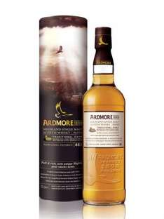 Ardmore 70cl single malt whisky at Morrisons £29.99 - with Match and More points effectively £14