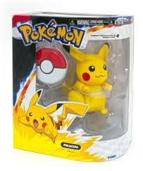 Remote Controlled Pokemon Pikachu £8.00 instore @ Home Bargains