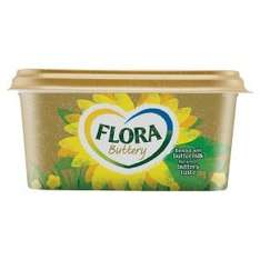 Flora Buttery or Original 500g - 2 for £2 at Morrisons