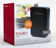 4tb External USB 3.0 HGST Hitachi Touro DX3 Desktop Hard Disk Drive - £99.99 @ Dabs.com
