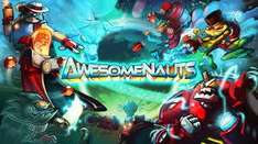 Awesomenauts 75% off @ Steam - £1.74