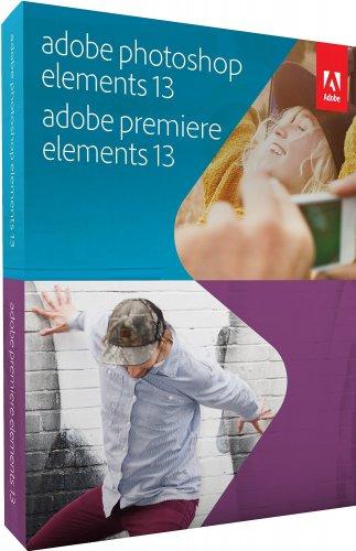 Adobe Photoshop and Premiere Elements 13 (PC/MAC) £49.99 @ Amazon