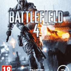 Battlefield 4 - xbox one - preowned - £15.00 @ Game