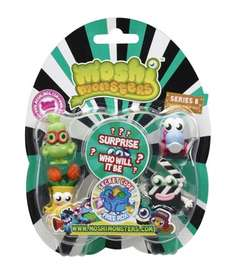 Moshi Monsters Series 8 - 5 pack - £1 @ PoundWorld