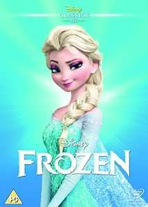Frozen (2013) (Limited Edition Artwork & O-ring) [DVD] £6.99 @ Amazon  (free delivery £10 spend/prime)
