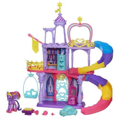 My Little Pony Twilight Sparkles Rainbow Kingdom £20 in Asda and Asda Living
