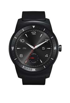 LG G Watch R Smartwatch - price drop to £197 @ Amazon (from £215)