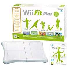Wii Fit Plus and Balance Board Bundle for £18.95 @ the game collection available again!