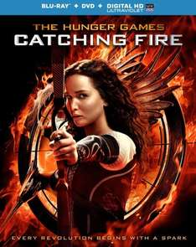 Hunger Games: Catching Fire - Triple Play [Blu-ray + DVD + UV Copy] [2013] *Lightning Deal* @ Amazon
