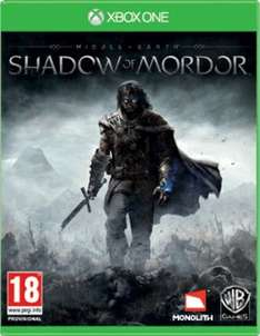 Middle Earth: Shadow of Mordor Flash sale 1 hour only PC version-14.49! @ GAME