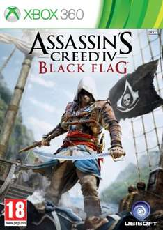Assassin's Creed 4: Black Flag - Xbox 360 Game (NEW) £13.99 @ Argos