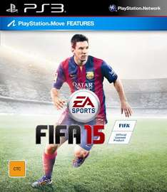 FIFA 15 PS3 Game @ ARGOS - Only for store collection - £29.99
