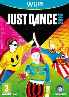 Just Dance 2015 (Wii U, XB1, PS3, 360, Wii) £14.58 @ GAME