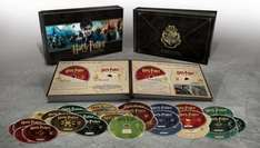 Harry Potter Hogwarts Collection (Exclusive to Amazon.co.uk) [Blu-ray + DVD] [2014] [Region Free] £79.99 @ Amazon