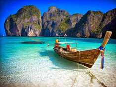 THAILAND RETURN FLIGHT £298.98 12/12/14 FOR 8 NIGHTS FROM GATWICK INCLUDES IN FLIGHT MEAL & 5KGS HAND LUGGAGE @THOMPSON