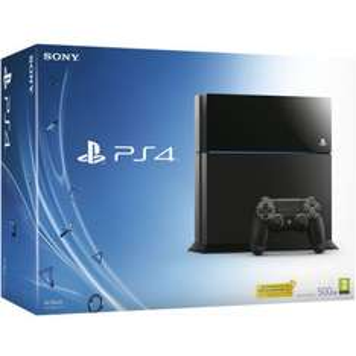 PlayStation 4 500GB Console £299.99 Delivered @ Zavvi