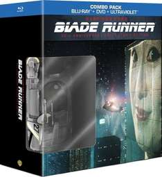 Blade Runner - 30th Anniversary Ultimate Collector's Edition [Blu-ray + UV Copy] [1982] [Region Free] £19.99 *Lightning Deal* @ Amazon