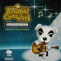 Animal Crossing: Your Favourite Songs (Soundtrack) £1.99 Delivered @ Nintendo