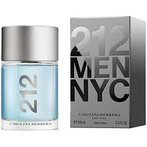 Carolina Herrera 212 Men Aftershave, 100ml £27.63 @ John Lewis