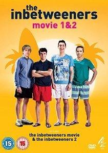 The Inbetweeners 1 and 2.  Movie  [DVD]. £12.99 @ Amazon