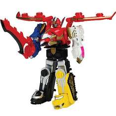 Power Rangers Mega Force Gosei Megazord - Half price £17.50 @ House of Fraiser & The Entertainer - free instore click and collect
