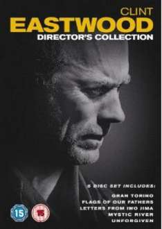 Clint Eastwood - Directors Collection (Blu Ray) £11.69 Delivered @ Zavvi (Using Code)