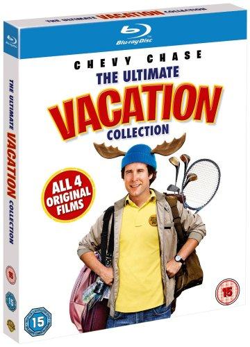 National Lampoon Vacation Boxset Blu Ray - £10.00 @ Amazon