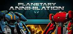 planetary Annihilation 80% off on Steam for only £4.59