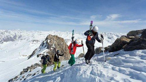 Ski trip to La Tania 13th Dec 2014, family of 5, crystal ski only £755