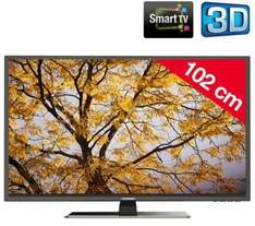 BLAUPUNKT BLA40/133Z - LED 3D Smart TV £299 @ PixMania