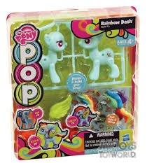 my little pony pop theme packs - £2 instore @ Tesco