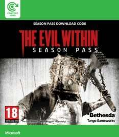 The Evil Within: Season Pass (PS4/Xbox One) £9.99 @ Game