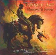 Fantasy Art - Warriors And Heroes by Russ Thorne £7.99 @ The works