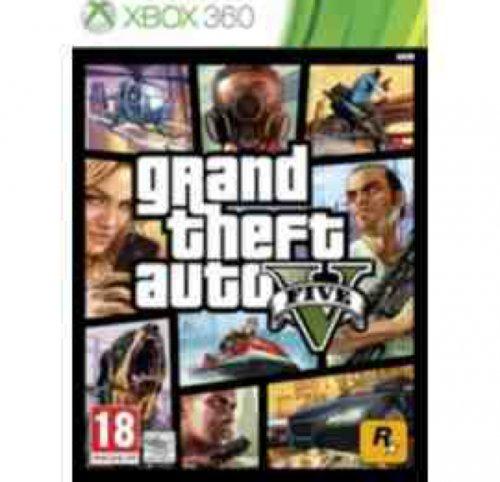 Grand Theft Auto 5 Xbox 360 £20 @ Tesco Direct