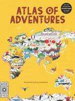 Atlas of Adventures book £10 @ Foyles